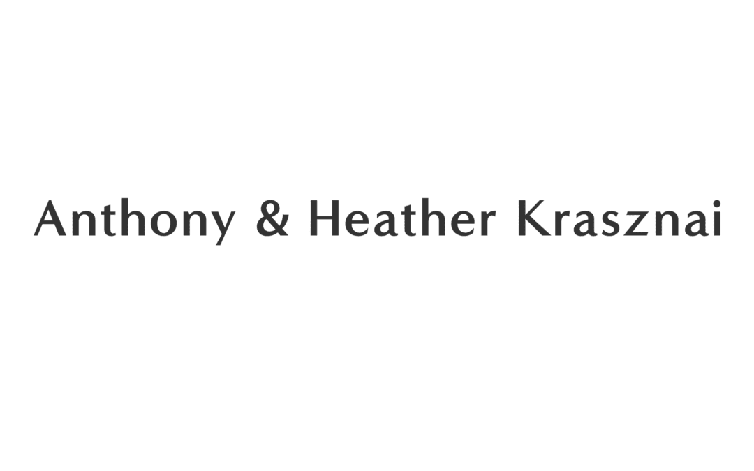 Anthony & Heather Krasznai